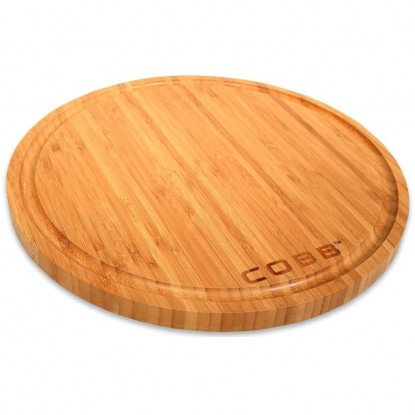 COBB Premier Round Bamboo Cutting Board