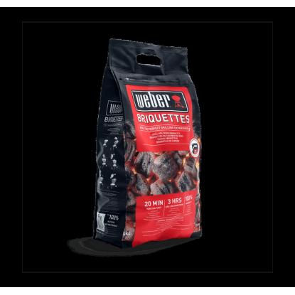 Weber Briquettes, 4kg...