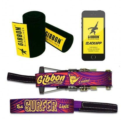Slackline Gibbon Surfer...