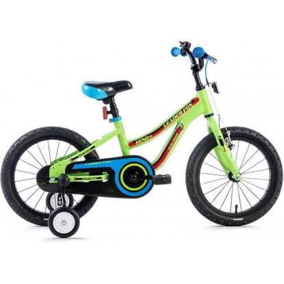 Vaikiškas dviratis Leader Fox Keno 16''