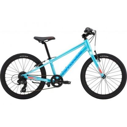 Vaikiškas dviratis Cannondale Girls Quick 20''