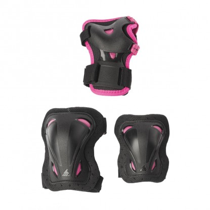 Rollerblade Skate Gear Junior G 3 Pack protective gear