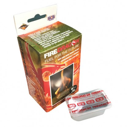 Fire Dragon 6pcs Gel Fuel