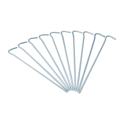 Rockland pegs for tent 19cm 10pcs