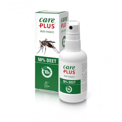 Priemonė CarePlus Anti-Insect Deet 50% 60ml