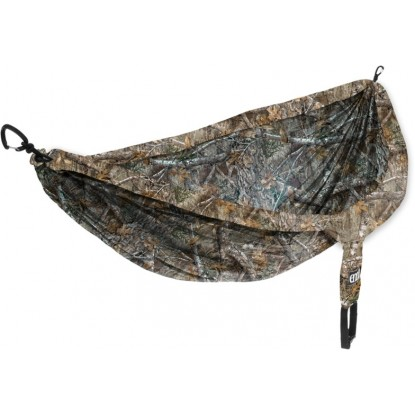 Dvigulis hamakas Eno Double Nest RealTree Edge