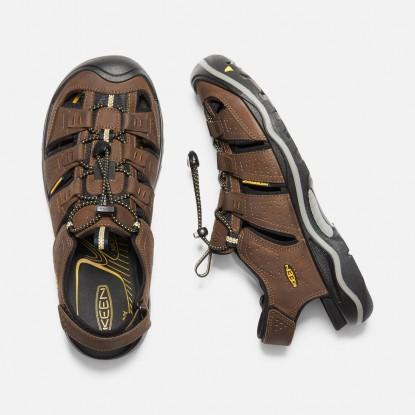 Keen Rialto II bison / black sandals
