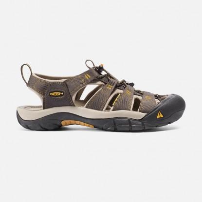 Sandalai Keen Newport H2 raven / aluminium