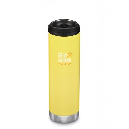 Klean Kanteen TKWide Insulated 592ml buttercup