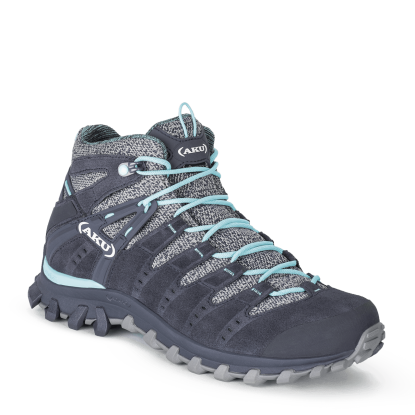 Avalynė AKU Alterra Lite Mid GTX W's  COD. 714 - 274 Anthracite-Light Blue