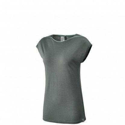 Marškinėliai Millet LD Cloud Peak Wool TS SS