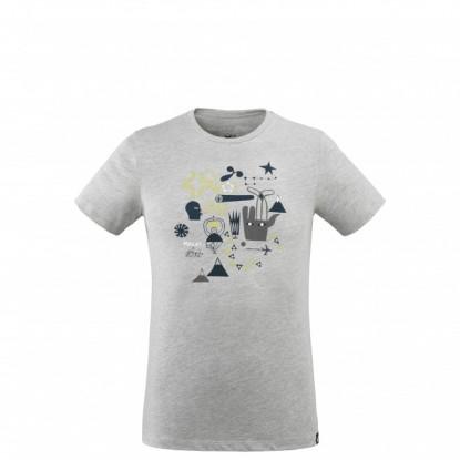 Marškinėliai Millet F.Elvira Limited TS SS