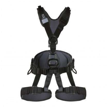 Singing Rock Expert 3D black harness