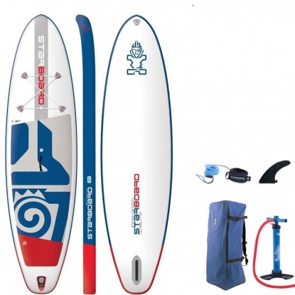 "Irklentė Starboard Zen Lite iGo 10'8"" X 33"""