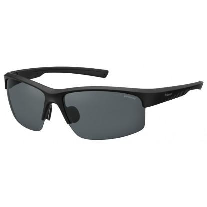 Polaroid 7018/S black sunglasses