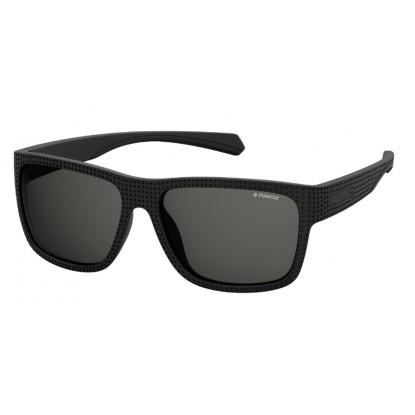 Polaroid 7025/S matt black sunglasses