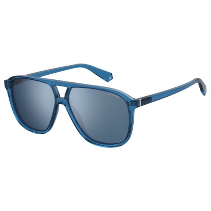 Polaroid 6097/S blue sunglasses
