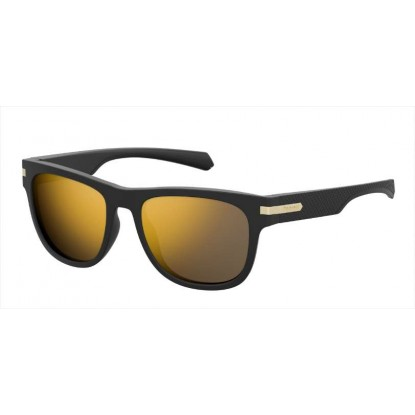 Polaroid 2065/S black yellow sunglasses