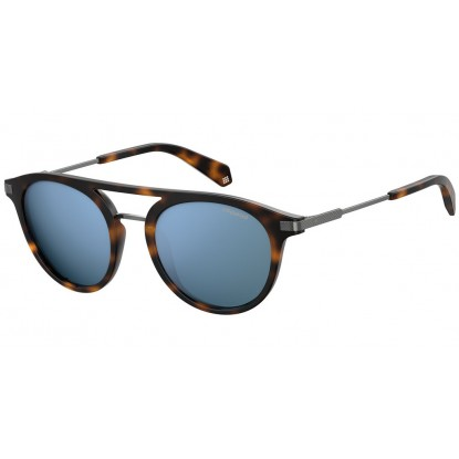 Polaroid 2061/S havana blue sunglasses