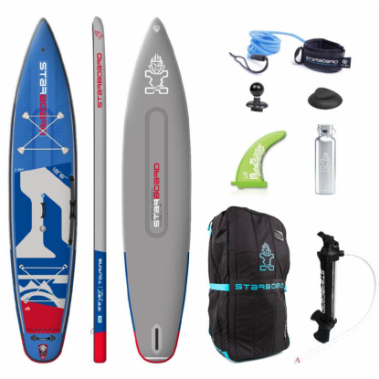 """iSUP STARBOARD 12'6""""X 30"""" TOURING DELUXE 2020"""