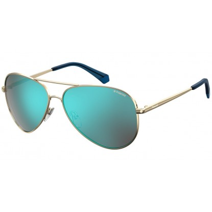 Polaroid 6012/N gold J5G sunglasses