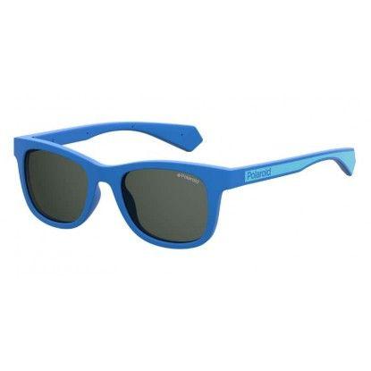 Vaikiški akiniai Polaroid Kids 8031/S blue