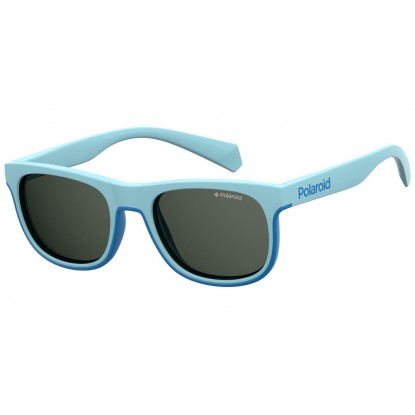 Polaroid Kids 8035/S azure sunglasses