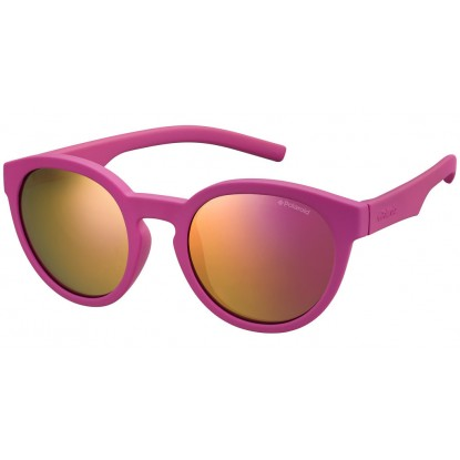 Polaroid Kids 8019/S pink sunglasses