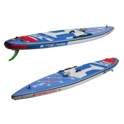 "iSUP STARBOARD 14'0""X 30"" TOURING DELUXE DC 2020"