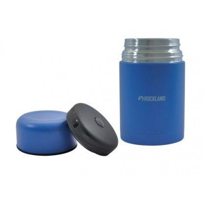 Rockland Comet 0,75L blue thermos mug