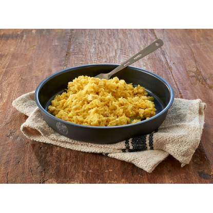 Sublimuotas maistas Trek'N Eat Chicken in Curried Rise