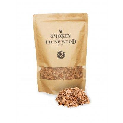 Medžio drožlės Smokey Olive Wood 1.7L alyvmedžio