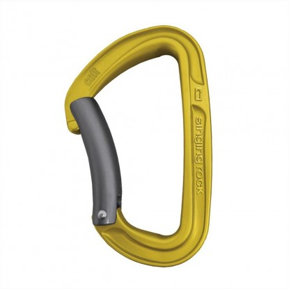 Singing Rock Colt bent carabiner