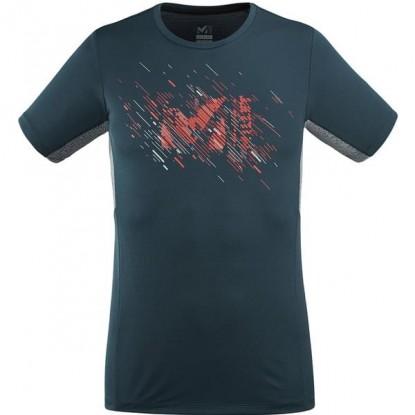 Marškinėliai Millet LTK Print Light LS SS