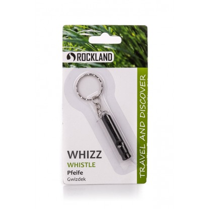 Rockland Whizz Whistle red