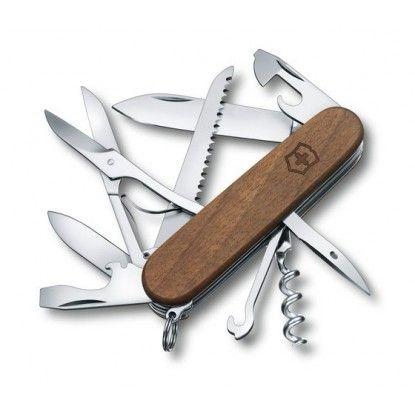 Knife Victorinox Huntsman wood