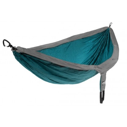 Eno Double Nest Hammock seafoam/grey
