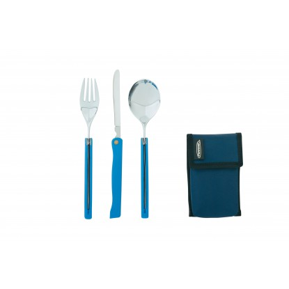 Valgymo įrankiai Ferrino Cutlery Foldable Travel