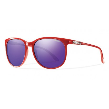Smith Mt.Shasta opal red sunglasses
