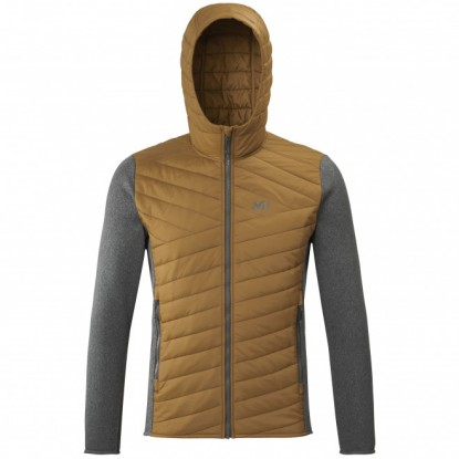Bluzonas Millet Hickory Hybrid Hoodie