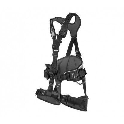 Singing Rock Profi Worker 3D standard harness black