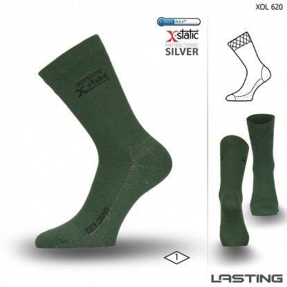 Turistinės kojinės Lasting XOL 620