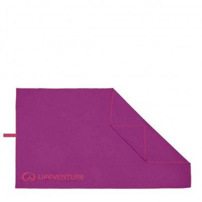 Rankšluostis Lifeventure Soft fibre Lite Trek L