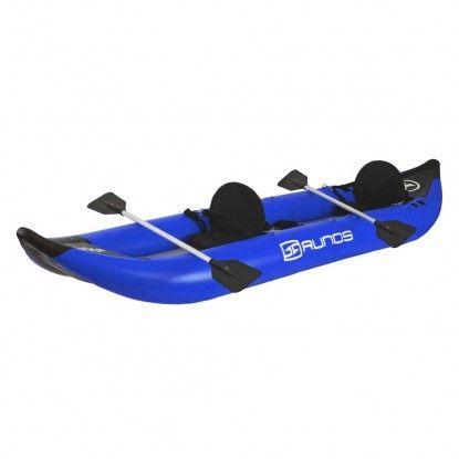 Inflatable PVC kayak Runos 4,2m