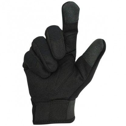 Kong Skin black gloves