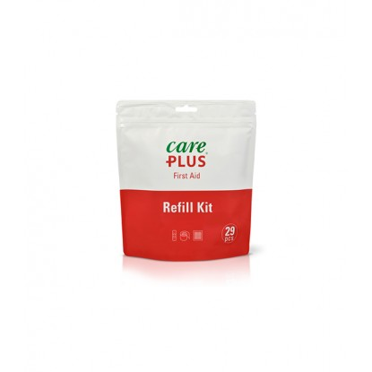 Vaistinėlės papildymas CarePlus First Aid Refill Kit