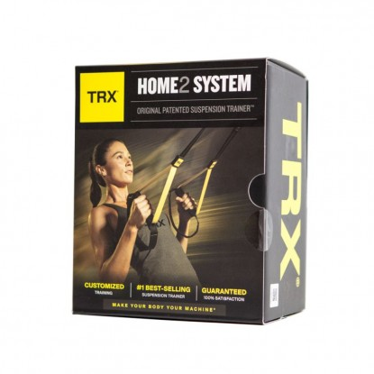 Funkcinių diržų treniruoklis TRX HOME2 System