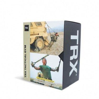 Funkcinių diržų treniruoklis TRX FORCE TACTICAL KIT
