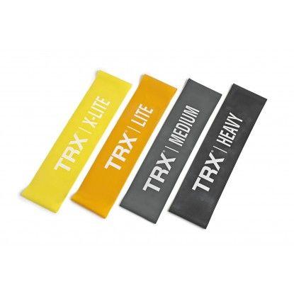 Pasipriešinimo gumos TRX EXERCISE BANDS X-Lite