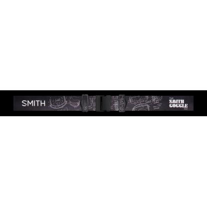 Slidinėjimo akiniai Smith 4D MAG AC Markus Eder ChromaPop